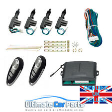 UNIVERSAL REMOTE KEYLESS ENTRY CENTRAL DOOR LOCKING KIT 2016 2 OR 4 DOOR KIT
