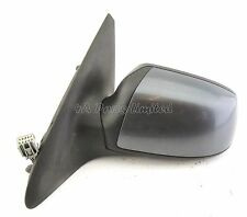 7T5/ Ford Mondeo-III Facelift (04-07) Left Side Electric Heated Door Mirror Grey