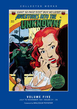 Adventures into the Unknown #5 HC