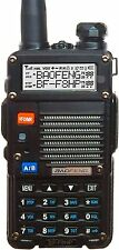 BaoFeng BF-F8HP 8W TRI-POWER Two 2 Way Ham Radio Walkie Talkie w/ Accessories