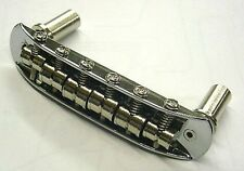 Mustang Replacement Bridge (also used as a mod. for Jaguar & Jazzmaster) Chrome