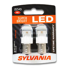 Sylvania ZEVO - Brake Light Bulb - 1964-2016 Mercedes-Benz 190D 190E 200D vc