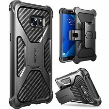 Galaxy Note 7 Case Cover Shockproof Bumper Belt Clip Holster Kickstand, 2DAYSHIP