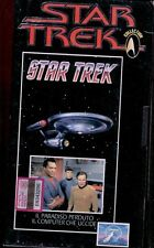 STAR TREK classic collection vhs 18 il paradiso perduto - computer che uccide