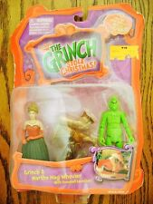 2000--HOW THE GRINCH STOLE CHRISTMAS! (Action Figures) by Playmates [NIP]