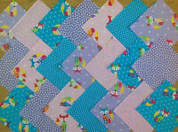 COTTON FABRIC PATCHWORK SQUARES PIECES CHARM PACK 2, 4, 5 INCH ~ FREDDY FOX