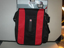 WENGER  TRAVEL POUCH   RED & BLACK  MODEL# WE6192RE      NEW IN PACKAGE