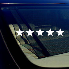 """Five Star 5 Star Funny GTA Drifting Racing Dope Vinyl Decal Sticker 19"""" Inches"""