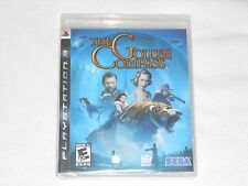 NEW The Golden Compass Playstation 3 Game PS3 FACTORY SEALED US Version Sega