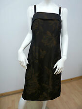 Steilmann Brown Strappy Dress & Matching Jacket    Size 38    £169    BNWT