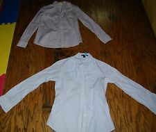 Lot of 2 Blouses Gap Banana Republic Size XS Women's Preowned