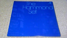 JERRY ALLEN THE HAMMOND SET C3 ORGAN UK LP 1975 MOD BEAT FUNK BOSSA EXOTICA