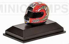 MINICHAMPS 397 980056 AGV HELMET Valentino Rossi GP 250 IMOLA 1998 1:8th scale