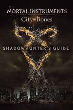 The Mortal Instruments City of Bones: Shadowhunter's Guide movie companion