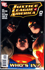 Justice League of America #0 Michael Turner Cover Superman Batman US DC Comic NM