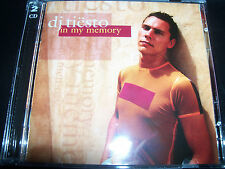 DJ Tiesto In My Memory 2 CD Edition With Remixes Disc