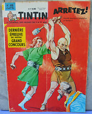 Journal Tintin n°698, 08 mars 1962, Harald le Viking, dessin Funckens