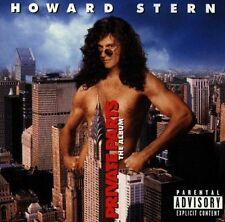 "Howard Stern's ""Private Parts"" soundtrack by various artists, advisory explicit"