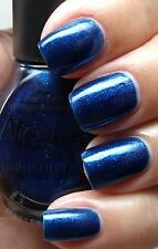 NEW! Nicole By OPI nail polish lacquer LISTEN TO YOUR MOMAGER! ~ DARK BLUE