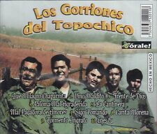 Los Gorriones Del Topo Chico La Ultima Copa CD New