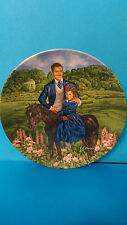 Bonnie and Rhett Gone with the Wind Knowles Plate