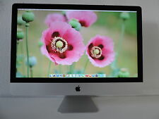 "Apple iMac Alu 27"" Core i7 3,4 GHz 16GB RAM 2TB Fusion Drive HD6970M 2GB"