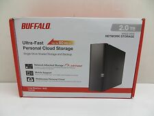 Buffalo LinkStation 410 2 TB 1-Drive NAS for Home/Home Office (LS410D0201)