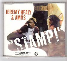 (GB278) Jeremy Healy & Amos, Stamp! - 1996 CD