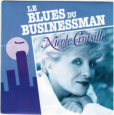 "45T.   NICOLE CROISILLE    ""le blues du businessman""   NM/NM"