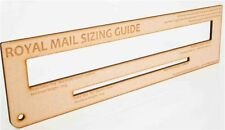 Royal Mail Pricing in Proportion MEASURING RULER...... UK Size PIP Postal Stamps