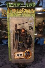 LOTR- GIMLI- FELLOWSHIP OF THE RING- TOYBIZ- ACTION FIGURE- THE HOBBIT