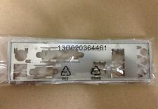ASUS I/O IO  NEW MOTHERBOARD BLENDE SHIELD BACKPLATE FOR M5A87, M4A87T #G98 XH