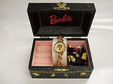 Charming Barbie Limited Edition 1994 Fossil Watch NIB