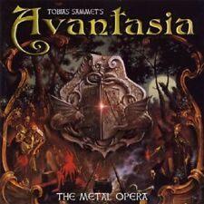"AVANTASIA ""THE METAL OPERA PART 1"" CD NEUWARE"