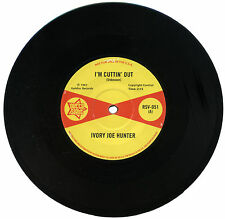"IVORY JOE HUNTER  ""I'M CUTTIN' OUT""  CLASSIC 60's R&B   LISTEN!"