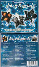 3 CD DIGIPACK 51T DISCO LEGENDS IMAGINATION/FIVE STAR/GAYNOR/MIQUEL BROWN...NEUF