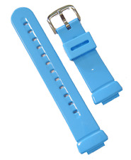 Genuine Replacement Band for BABY G BG1005M-2  BLUE BG1005M
