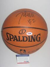 JOHN WALL (Wizards) Signed Spalding Official GAME Ball Basketball w/ PSA COA