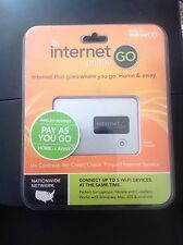 NEW Internet On The Go Hotspot Nationwide Network Pay As You Go 5 Wi-Fi Devices