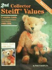 BOEK/BOOK/LIVRE/BUCH : STEIFF ANIMAL(teddy bear/ours) & DISNEY teddybeer beer