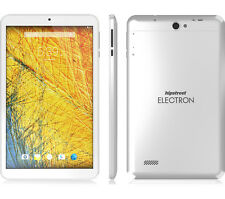 """HipStreet Electron 8"""" LCD Tablet 8GB Quad Core Android Lollipop Bluetooth White"""