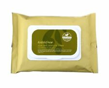 Innisfree Olive Real Cleansing Tissue 30 Sheets made in 2014 (USA SELLER)