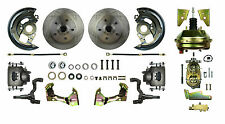 1964 -1972 Buick Skylark Power Disc Brake Conversion Kit