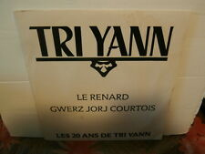 "tri yann""le renard""single7""or.fr.philips:1400.promo hors commerce rare"