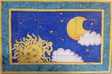 Ceramica Vietri Pannello Decorato A Mano 40x60 INFINITO Vietrese