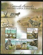 NAMIBIA, 2007, 2ND SAPAO ISSUE, SG MS 1090, MNH, CAT 6.00