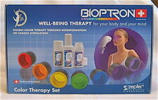 Bioptron Color Filter Set for Bioptron Compact III 3 Cosmetics 7 Color Filters
