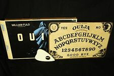 Vtg OUIJA BOARD -William Fuld Mystifying Oracle -Parker Brothers w/ Planchette