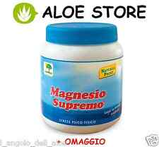 MAGNESIO SUPREMO 300gr NATURAL POINT + OMAGGIO - CONTRO LO STRESS PSICO-FISICO