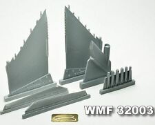 Wingman Models 1/32 F-4E/F/G Phantom Slatted Wings WMF32003